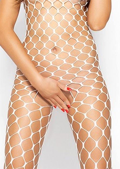 Sexy síťované oblečení