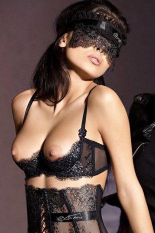 Erotická podprsenka Axami V-3001 Carmen