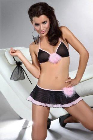 Luxusní erotický kostým Livco Corsetti Fumnanya