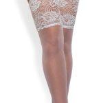 Podvazkové punčochy Obsessive S803 stockings