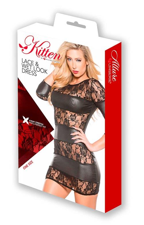 Erotické šaty v dárkové krabičce