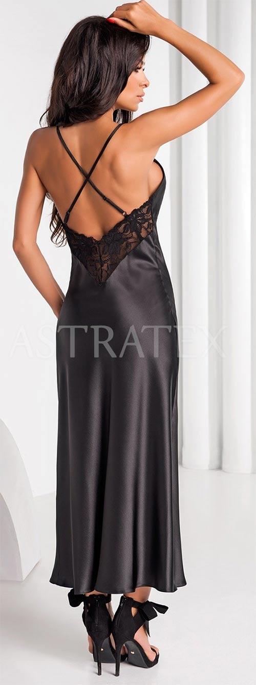 Luxusní černá košilka