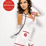 Erotický kostým zdravotní sestřička