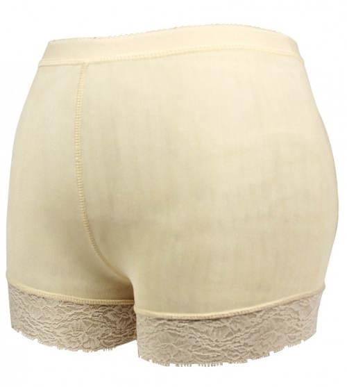 Tělové kalhotky s krajkovými nohavičkami